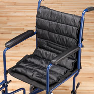 Pressure Reducing Cushions - Breathable Wheelchair Cover