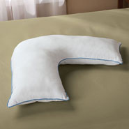 L-shaped Pillow
