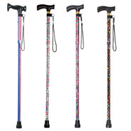 Walking Aids - Fashion Folding Cane