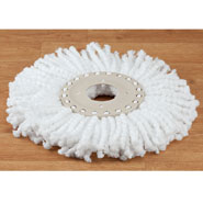 Spring Cleaning - Clean Spin 360° Microfiber Replacement Mop Head