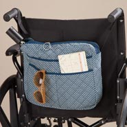 Wheelchairs & Accessories - Walker/Wheelchair Bag