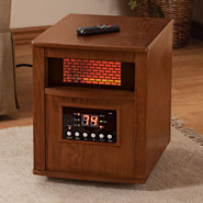 Cold Weather Essentials As Low As $9.99 - Premium Heater Cabinet