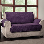 Home Comforts - Chenille Loveseat Protector