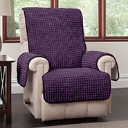 Home Comforts - Chenille Recliner Protector