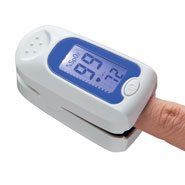 Exercise & Fitness - Oxygen Meter