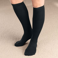Clearance - Men's Light Compression Trouser Socks