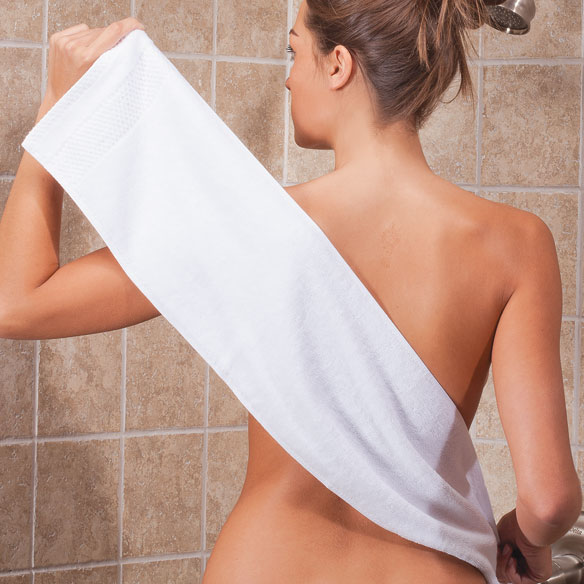 Easy Reach Back and Body Washcloth™ - View 1