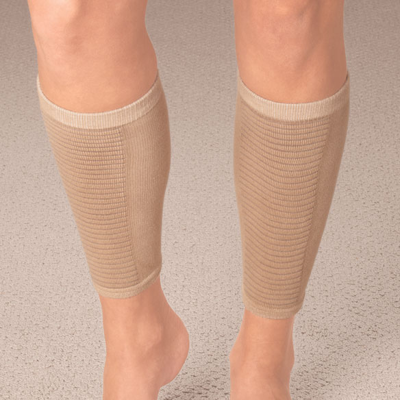 Gel Sleeve Calf Support, 1 Pair - View 1