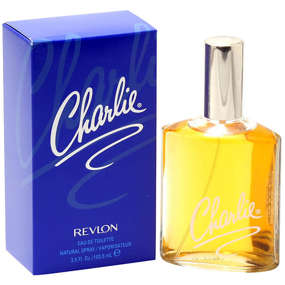 Charlie Blue by Revlon EDT Spray