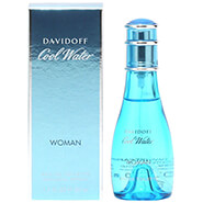 Fragrances - Cool Water Woman by Davidoff EDT Spray