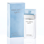 Fragrances - Dolce & Gabbana Light Blue EDT Spray
