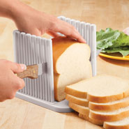 Kitchen Helpers - Bread Slicing Guide