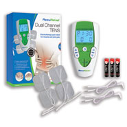 Muscle & Nerve Pain - AccuRelief™ Dual Channel TENS