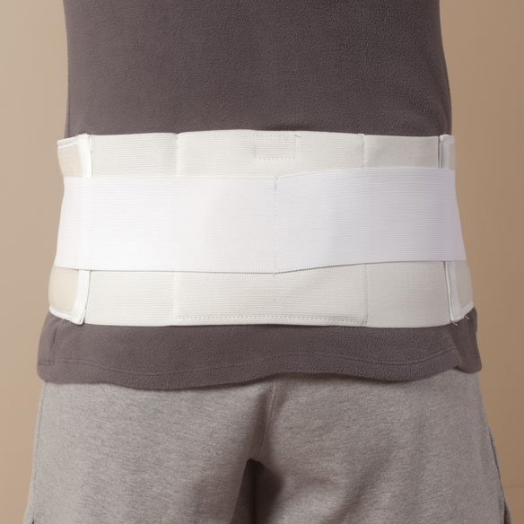 Sacroiliac Support with Sacral Pad - View 1