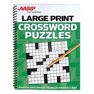 Vision Loss - AARP Large Print Crossword Puzzles