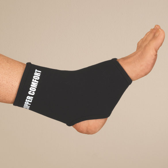 Copper Comfort Ankle Support