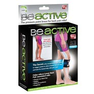 Knee & Ankle Pain - BeActive® Brace