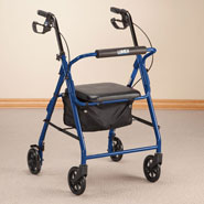 Mobility Aids - Walkabout Basic Rollator