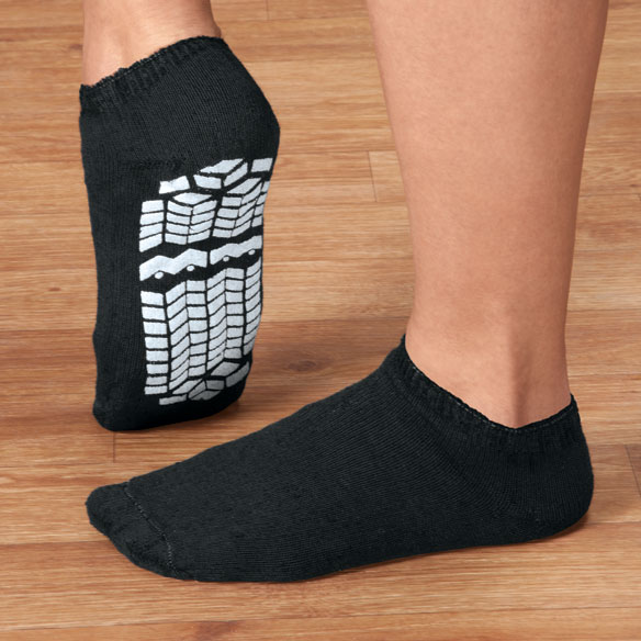 Tread Socks, 2 Pair Pack