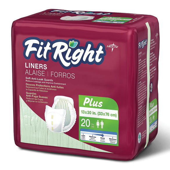 FitRight Liners, Case