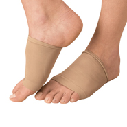 Antibacterial & Antimicrobial - Healthy Steps™ Gel Arch Sleeve - 1 Pair