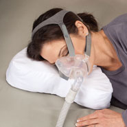 Sleep Apnea - Mini CPAP Pillow