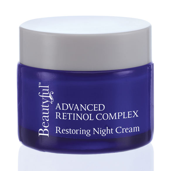 Beautyful™ Advanced Retinol Complex Restoring Night Cream