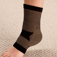 Back & Shoulder Pain - Copper Compression Ankle Sleeve