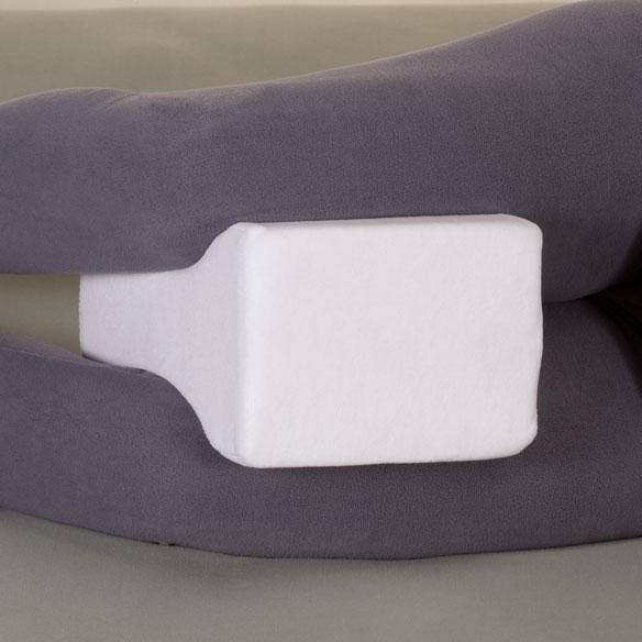 Memory Foam Leg Pillow - View 1