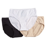 Incontinence - Hush Hush Seamless Absorbent Brief, 3 Pack