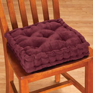 Cushions & Chair Pads - Tufted Booster Cushion