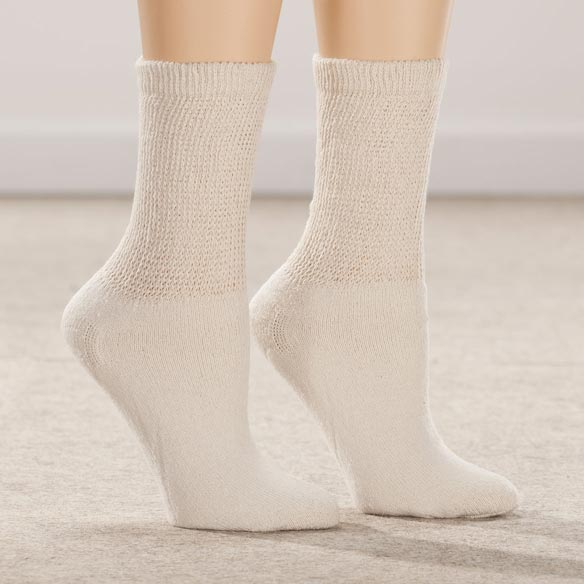 Healthy Steps™ 3 Pack Diabetic Socks