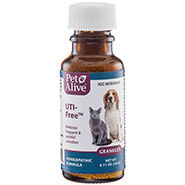 Dietary Supplements - PetAlive® UTI-Free™ - .71 oz.