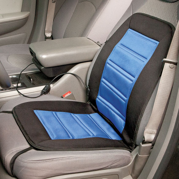 Heated Auto Seat Cushion - View 1
