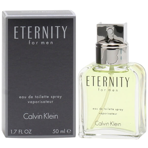 Eternity For Men by Calvin Klein, EDT Spray