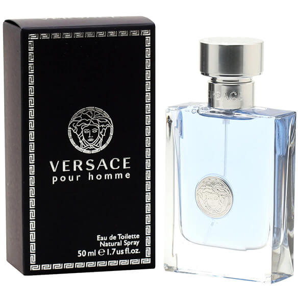 Versace Pour Homme Edt Spray Men S Fragrance Easy