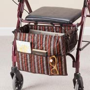 Wheelchairs & Accessories - Rollator Organizer
