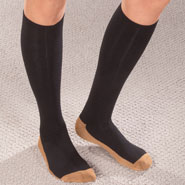 Antibacterial & Antimicrobial - Copper Compression Socks