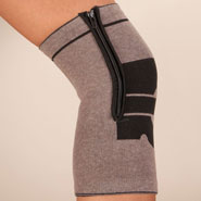 Knee & Ankle Pain - Magnetic Bamboo Knee Support