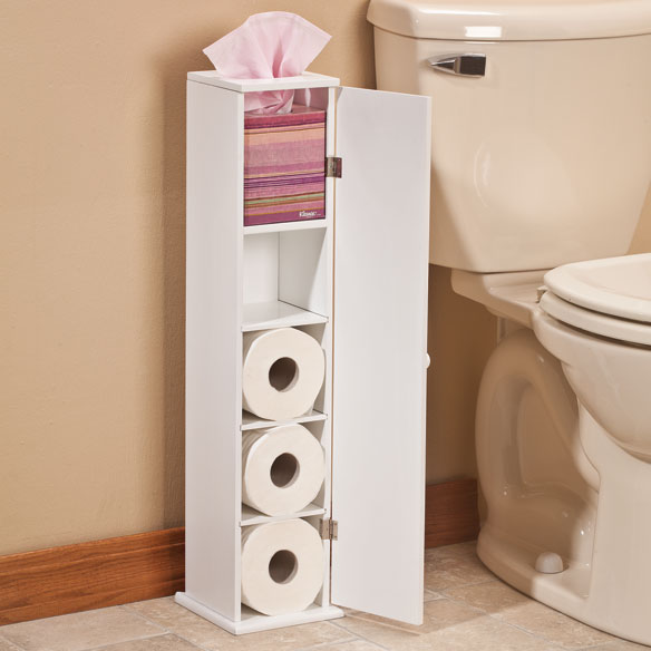 Toilet Tissue Tower by OakRidge™ Accents
