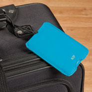 Auto & Travel - Personalized Slide-Out Luggage Tag