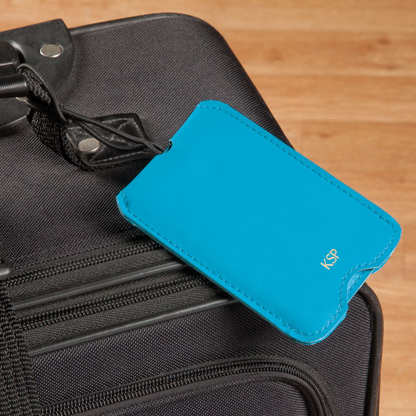 Personalized Slide-Out Luggage Tag