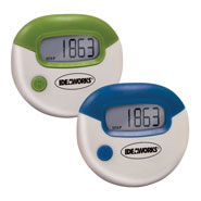 Exercise & Fitness - Digital Pedometers - Set of 2