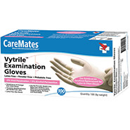 Spring Cleaning - CareMates® Vytrile™ Gloves, Set of 100