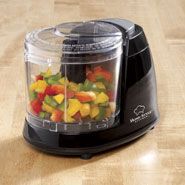 Cooking Alone - Electric Mini Food Chopper by Home-Style Kitchen®