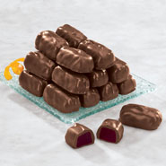 Sweets & Treats - Sugar-Free Milk Chocolate Orange Jellies