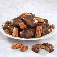 Sweets & Treats - Sugar-Free Milk Chocolate Pecan Caramel Patties