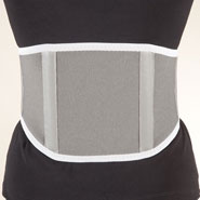 Antibacterial & Antimicrobial - Bamboo Charcoal Back Support
