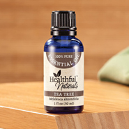 Healthful™ Naturals - Healthful™ Naturals Tea Tree Essential Oil, 30 ml