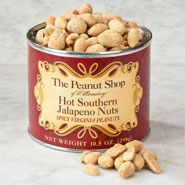 Sweets & Treats - Jalapeño Peanuts
